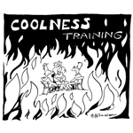 Flammenmeer - Coolness-Training