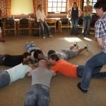 Kämpfen als pädagogische Disziplin